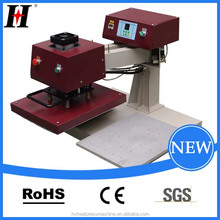 CE Approved CE QX-B2 Heating Plate laser printing sublimation heat press machine for phone case