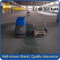 Innovative Cheap Electric Floor Scrubber/ Walk Behind Floor Scrubber
