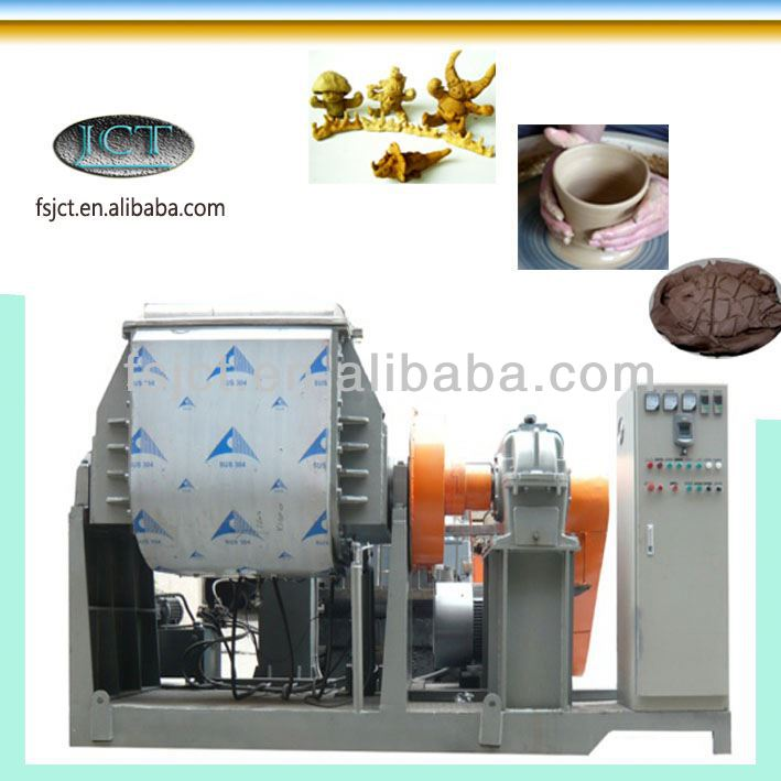 fragrance argil kneader machine