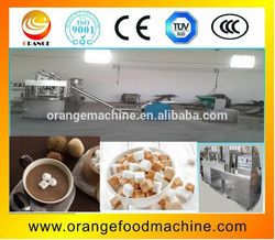 Automatic sugar cubes machine / sugar cubes making machine / sugar cubes maker