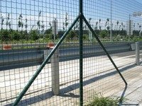 high quality prefab fence / fence panels / safety mesh fence