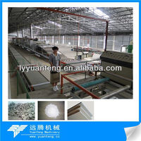 gypsum board manufacturing unit