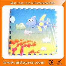 new production high quality toys waterproof baby puzzle play mat