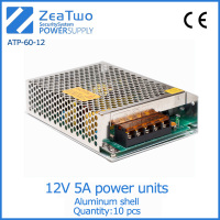 AC/DC switching power supply 12v 5a power supply dc regulated power supply