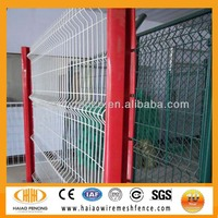 CE And ISO9001 Certificated Pvc Fence