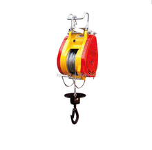Pa Mini Electric Wire Rope Hoist 500kg Pa600/building Portable Electric Winch
