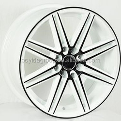 eight spokes car alloy wheels new style car rims