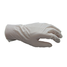 Disposable sterlie surgical gloves powdered and powder free