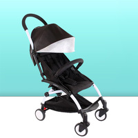 New Year Gift Fashion Baby Stroller, Strong Folding Kids Stroller Three Wheel