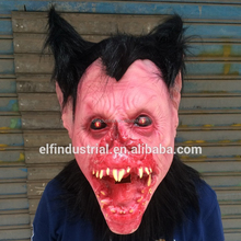 Wholesale Cosplay Party Supplies Animal Full Head Eco-friendly Latex Horror Vampire Bat Mask