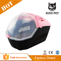 High Quality Cheap Custom expandable pet dog carrier