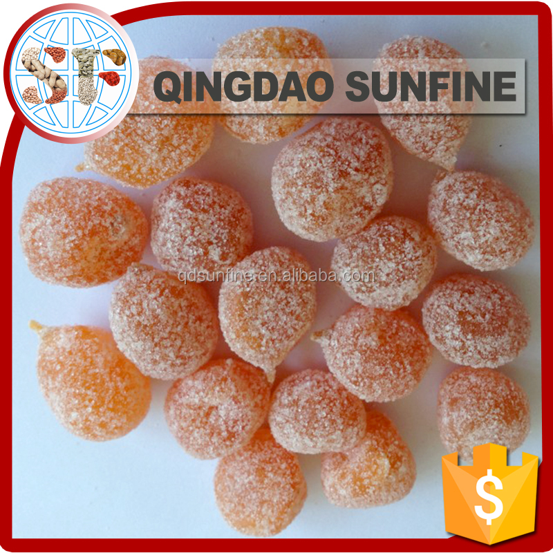 Healthy chinese snacks delicious fresh dried kumquat fruit