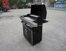 Large Capacity Outdoor Barbecue Charcoal BBQ Grill