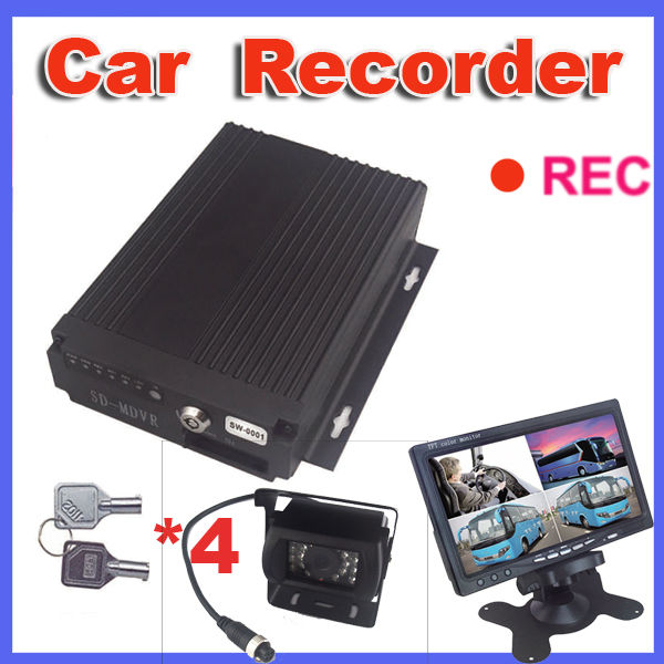 High quality car data recorder cars video recorder car accident recorder