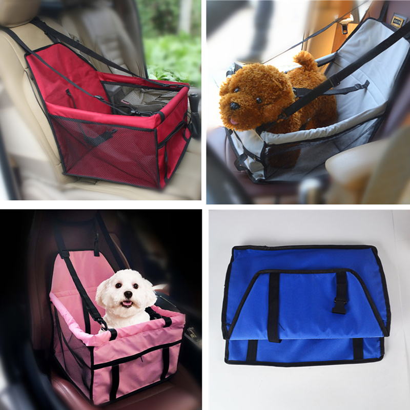 Shenzhen Factory Direct Supply Lovable Dog Carrier Best Quality Pet Car Seat Cover