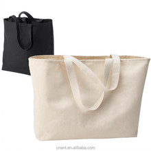 Beautiful design tote bag cotton canvas