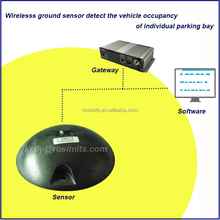 On-Street Vehicle Parking Detection Sensor for Vacant spot finding