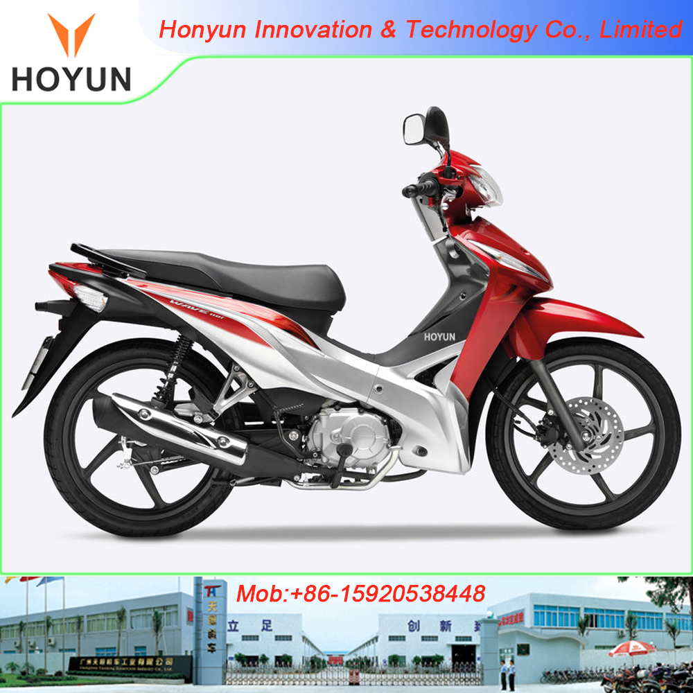 Hot sale in South America DAYANG DAYUN wuyang sundiro WAVE110i DY110 motorcycles