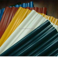 Corrugated color roofing, color corrugated sheet, color corrugated roof sheets