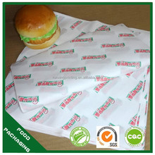 greaseproof paper,grease proof food paper,bread wrapping paper