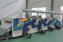 NSX-FS6150-4NEW TYPE Waste Old Clothes Recycling Machine