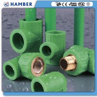 wholesale ppr fitting clamp pipe nipple elbow fittings for plumbing water
