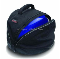 600D polyester motorcycle & bicycle helmet bag for sports