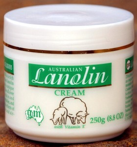 Australian Lanolin Moisturising Cream with Rich Vitamin E