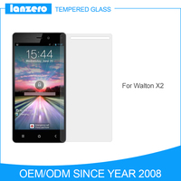 2.5D 0.33mm 9H Tempered Glass Screen Protector for Walton X2