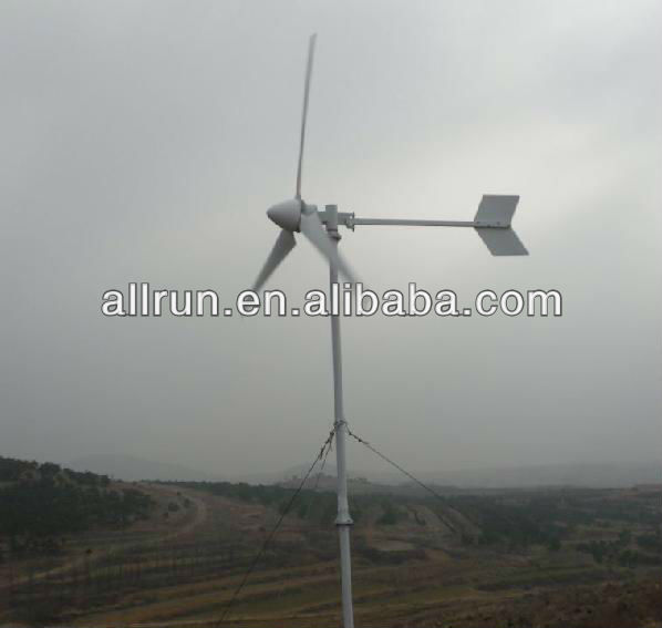 low start wind speed 1.8m/s vertical Wind generator 5KW 6KW 10KW