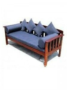DAYBED WITH CUSHION