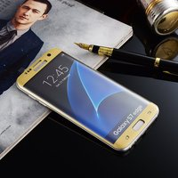 Latest New Design Clear Lcd Screen Protectors For S7 Edge
