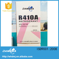 Refrigerant Gas R410a for Air Conditioner Car Refrigeranting