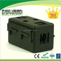 China Wholesale 6.5mm Split Electromagnetic Cable Ferrite Core