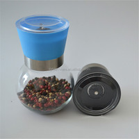 Pepper And Spice Grinder Glass Bottle