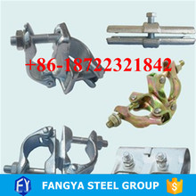 trade assurance supplier ! scaffold clips 48.3*48.3mm scaffolding swivel pipe clamps