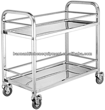Hospital Equipment Stainless Steel Tray Surgical Trolley BN-T24