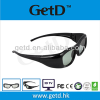 plastic 3d glasses for tv