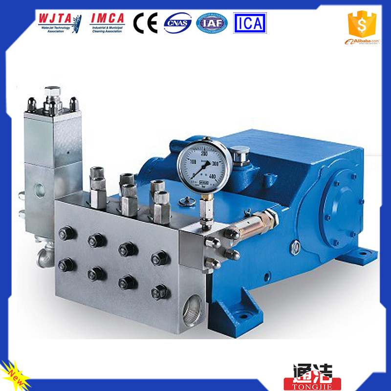 2015 Best Selling Stop the Build-up of Dirt 2480bar Process Water Injection Explosion-proof Pump