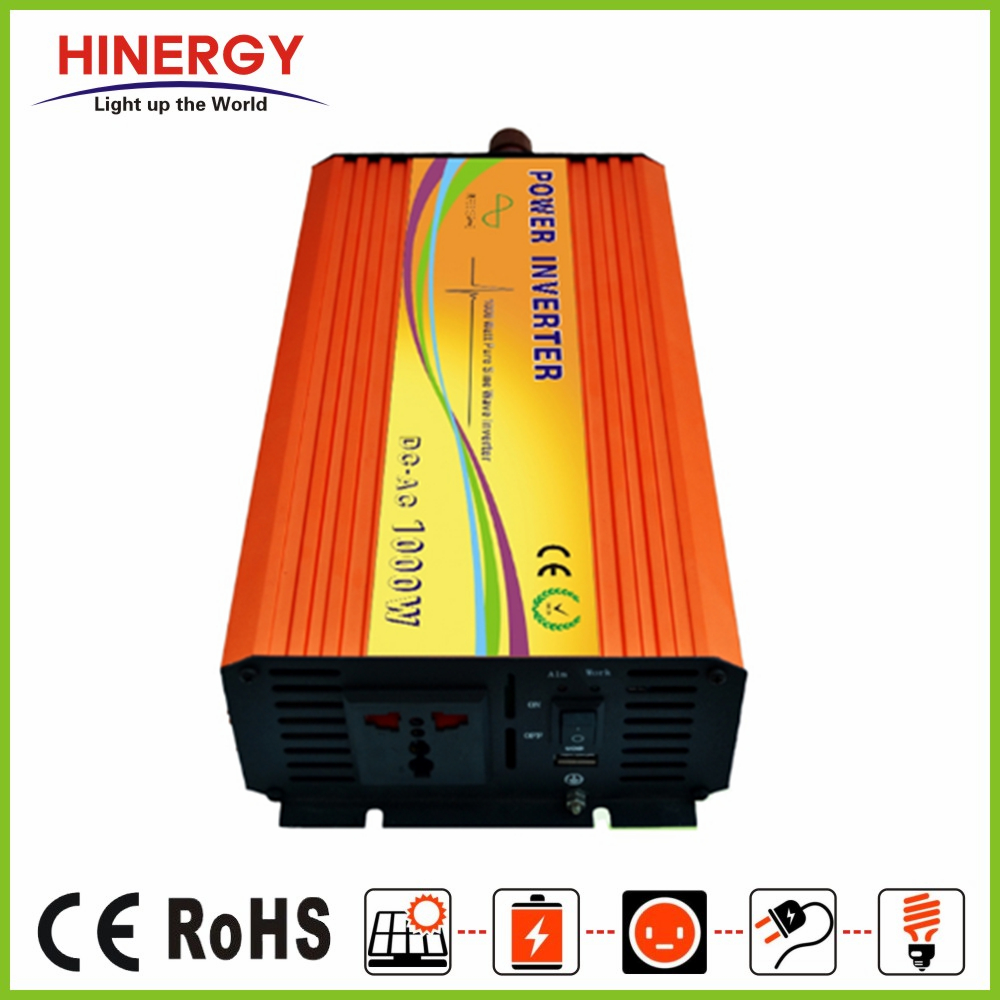 300 watt pure sine wave solar power inverter 12Vv 220v for small home system