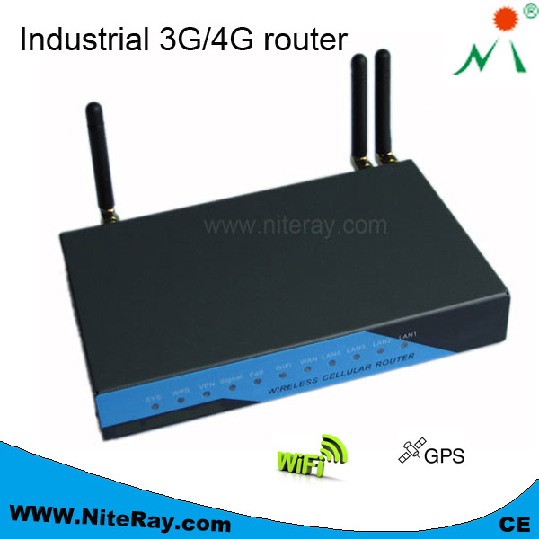 4g modem router wifi lte industrial router for Remote POS terminals, ATM