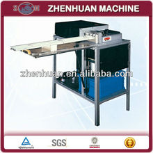 Aluminum window blind slat cutting machine