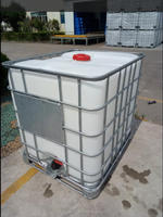 fuel oil stainless steel ibc tank for safe storage and transportation