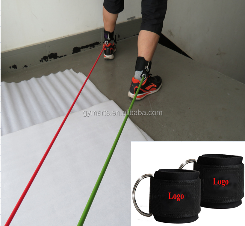Ankle Strap for Cable Machine WorkOut <strong>Fitness</strong>