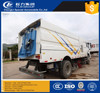 wash and clean the road truck municipal sanitation cleaning truck made in CLW road vacuum cleaner sweep truck for sale