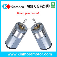Hot Sales 16A030 micro strong dc reduction motor