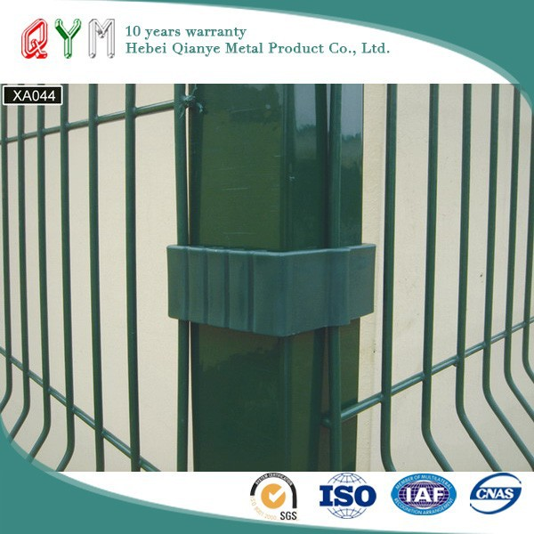 2015 Top sale cheapest galvanized welded steel fence panels
