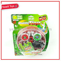 Hot sale Beyblade metal top with light, Super Battle spinning top toys