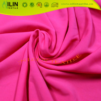 Spandex nylon tricot swimming fabric