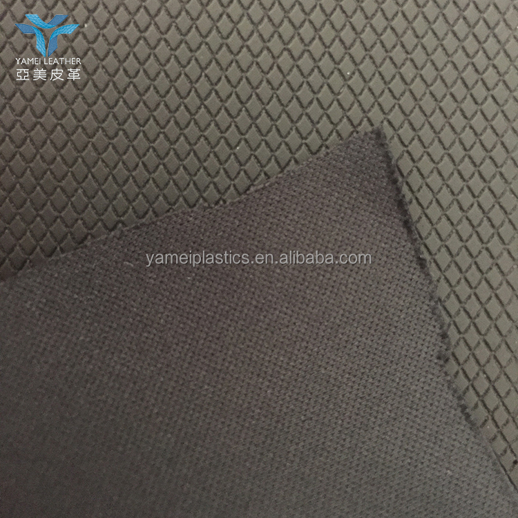 EN standard PU leather raw material for gloves